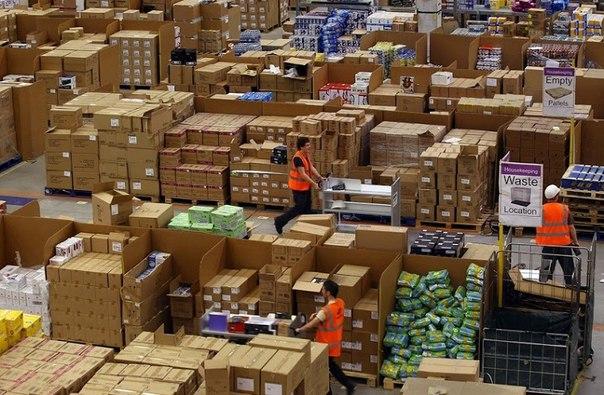 Работа на складах в Европе для мужчин и женщин