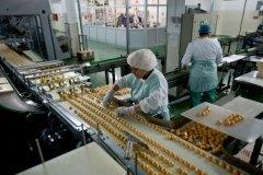 конфетная фабрика
